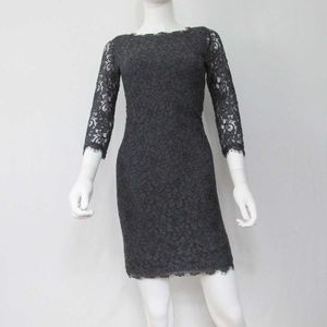Diane von Furstenberg | Zarita Lace Mini Dress